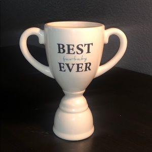 Best fur baby trophy